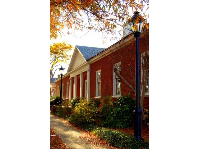 Cumberland VA - county courthouse image