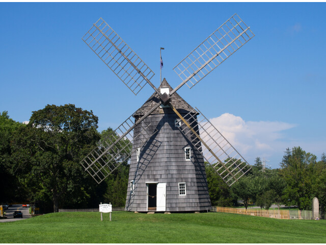 Old Hook Mill in East Hampton 1 image