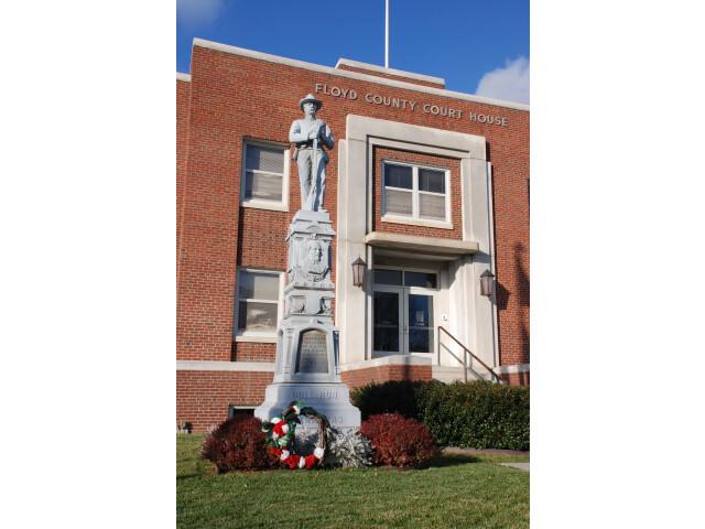 Floyd  Va - Courthouse image