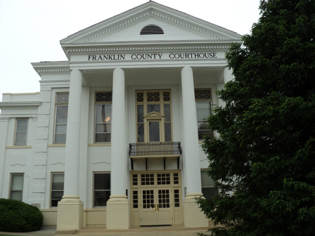 Franklin County Courthouse Rocky Mount Virginia image