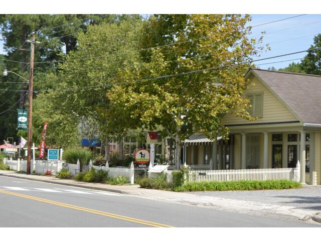 Irvington houses-turned-businesses image