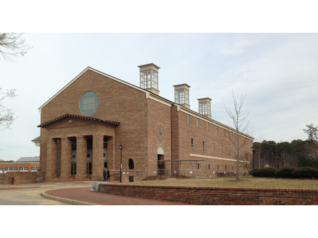 JCC and Williamsburg Courthouse image