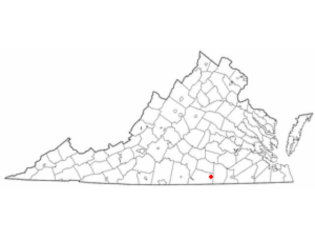 La Crosse location map