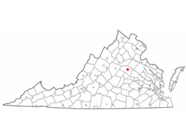 Mineral locator map