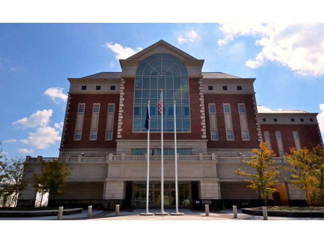 Montgomery County Courthouse - new image