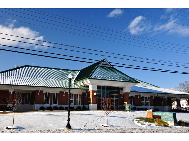 Mount Jackson Town Hall  Visitor Center  Museum  and Library image