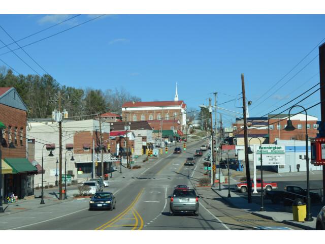 Morgan west of Kentucky  Pennington Gap image