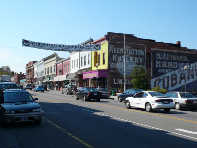 RadfordVAMainStreet image