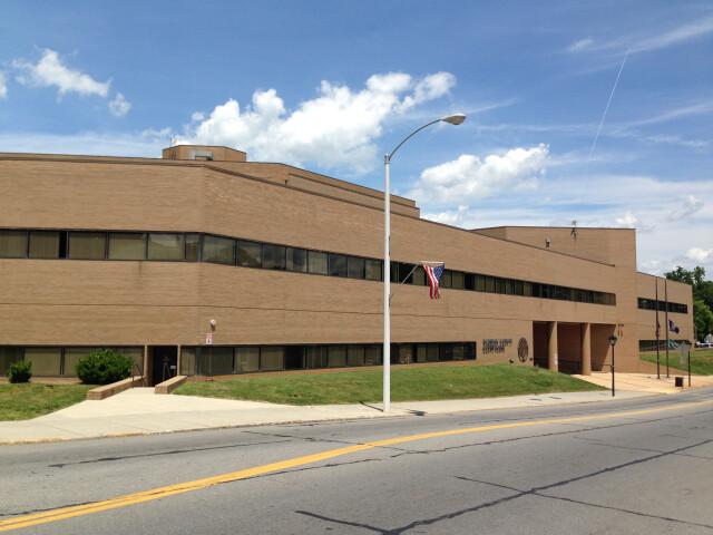 Roanoke County courthouse image