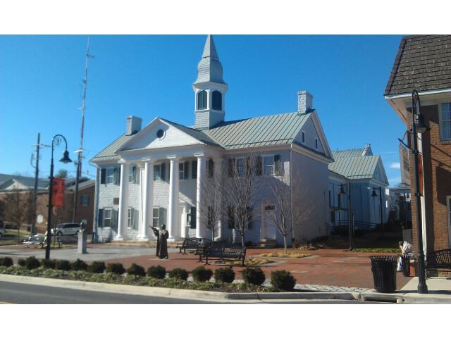Shenandoah County Courthouse Woodstock VA Nov 11 image