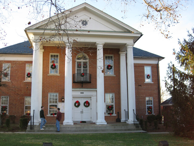 Montross courthouse image