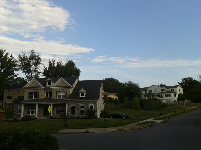 Neighborhood in Wolf Trap  VA image