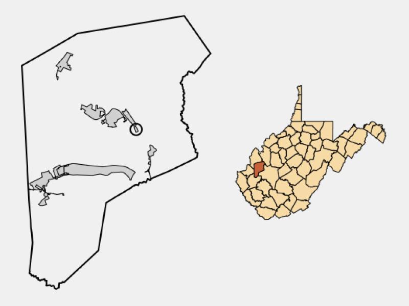 Bancroft locator map