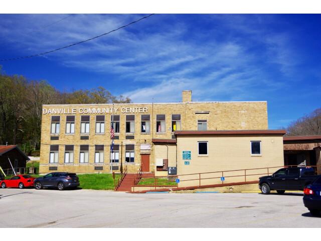 Danville-Community-Center-wv image