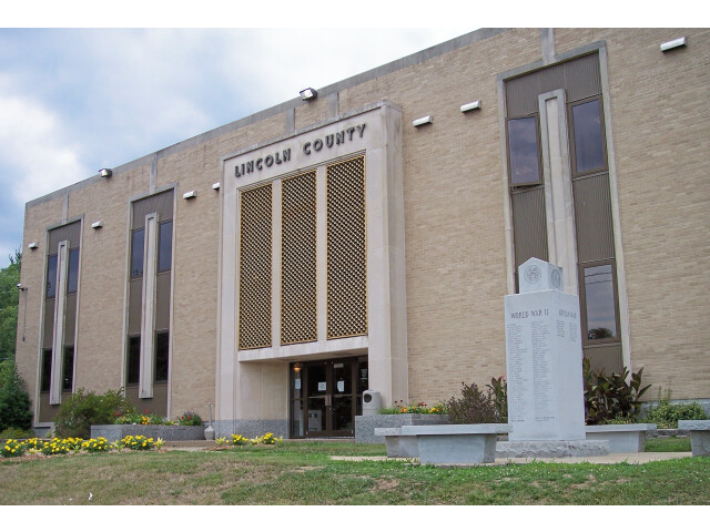 Lincoln County Courthouse West Virginia image