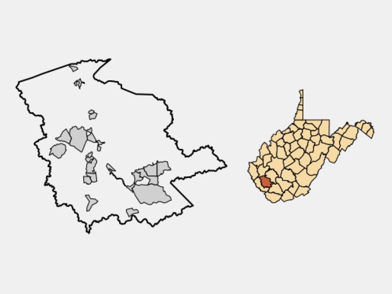 Logan locator map