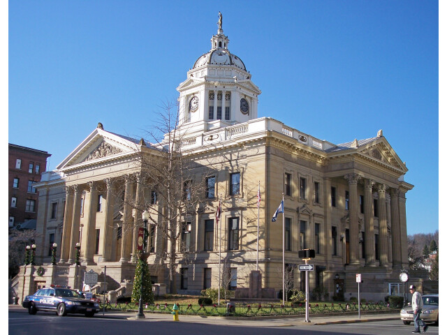 Marion County Courthouse Fairmont image