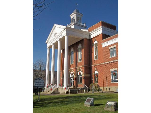 Marshall County Courthouse West Virginia image