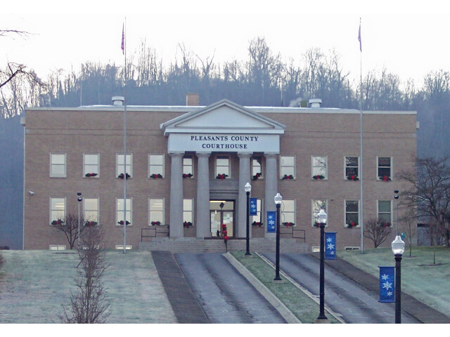 Pleasants County Courthouse image