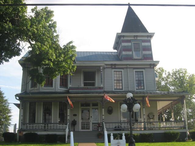 Joseph S. Miller House at Kenova image
