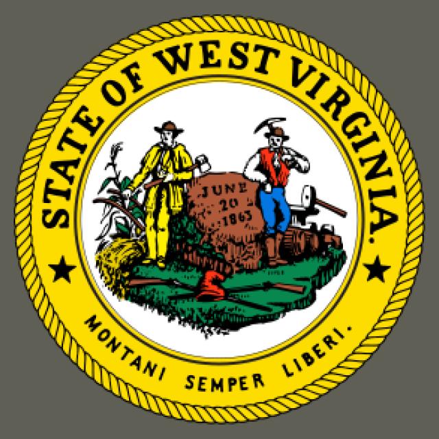 Seal of West Virginia seal image