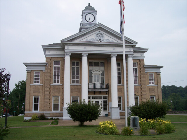 Wirt County Courthouse Elizabeth West Virginia image