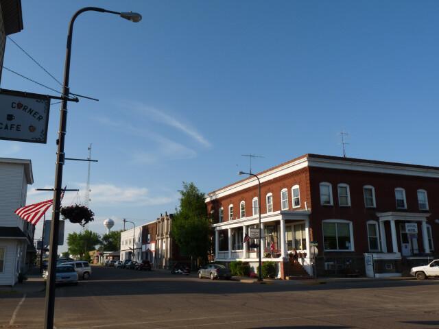 Owen Wisconsin downtown image