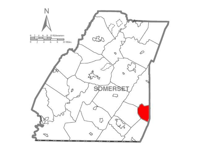 Fairhope locator map