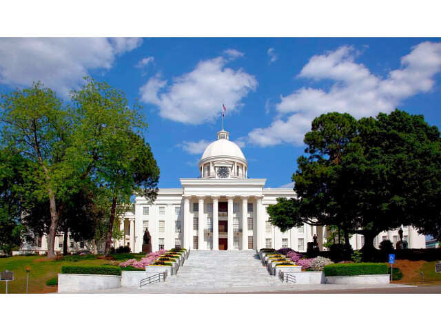 Alabama Capitol Building image