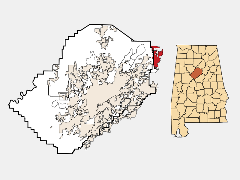Argo location map