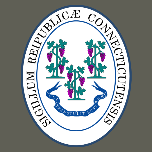 Seal of Connecticut seal image