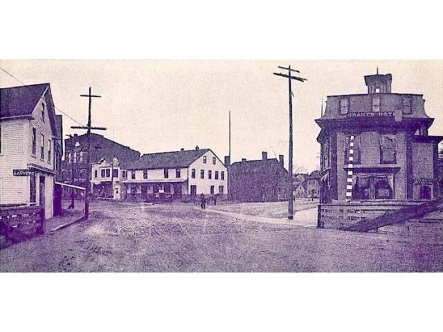 View of Sullivan Square  Berwick  ME image