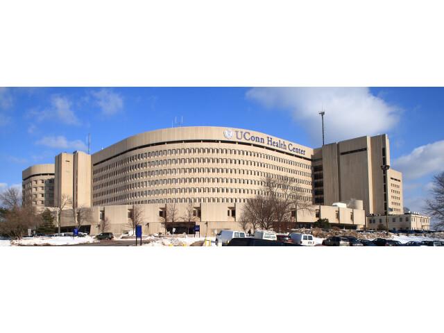 UConn Health Center image