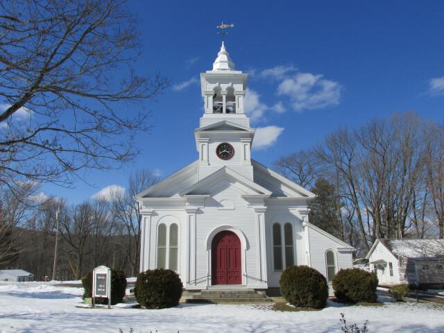 Congregational Church  Franklin CT image