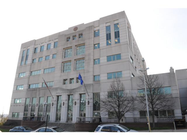 Middletown  CT - Raymond E Baldwin Courthouse 01 image