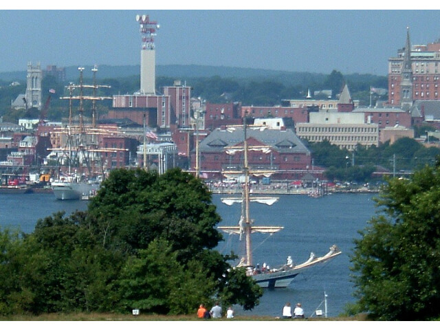View of City of New London image