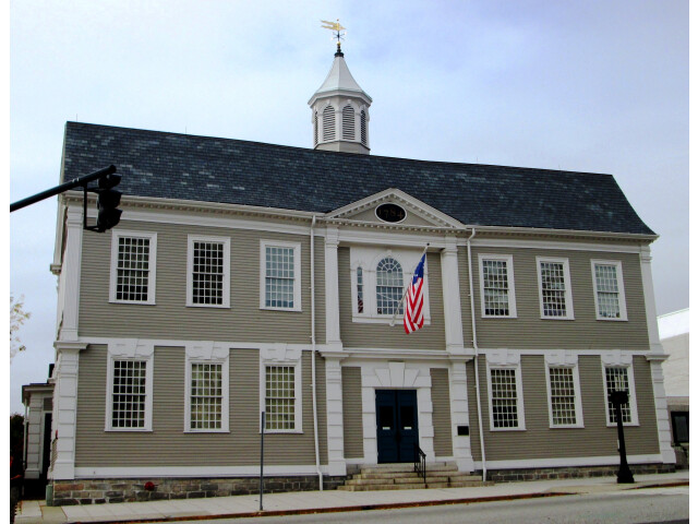 New London County Courthouse Connecticut Superior Court image