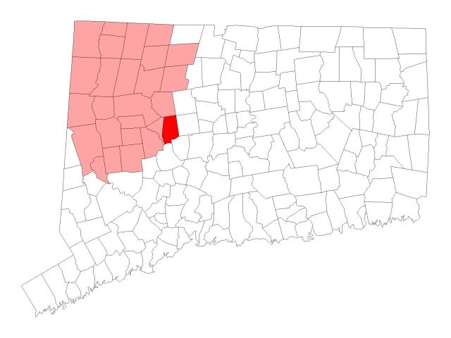 Plymouth locator map