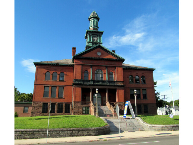 Town Hall  Willimantic  CT image