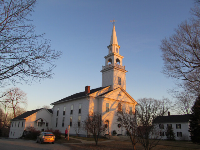 First Congregational Church  Woodstock CT image