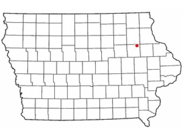 Aurora locator map