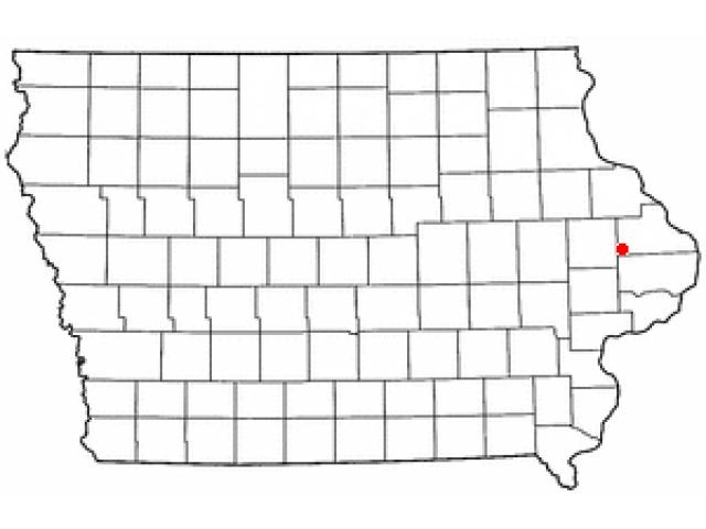 Baldwin location map