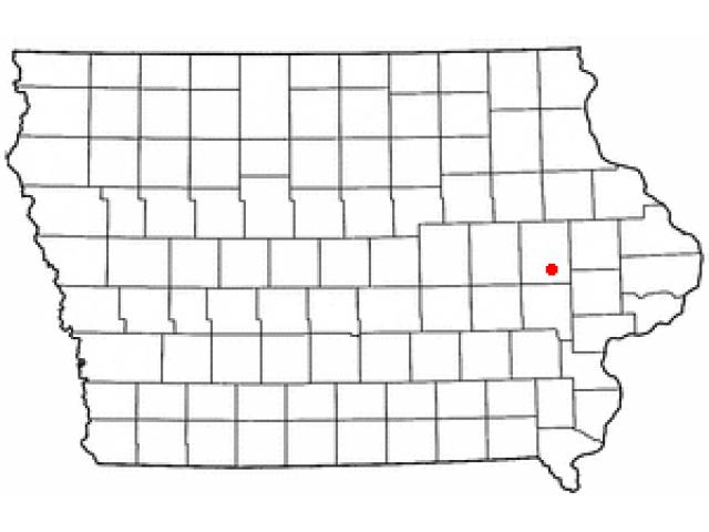Bertram locator map