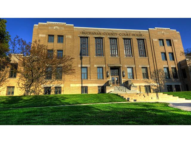 Buchanan-county-court-house image