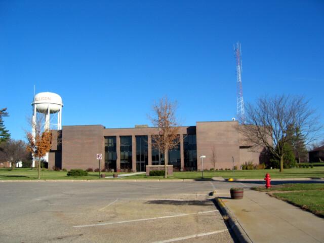 Butler County IA Courthouse image