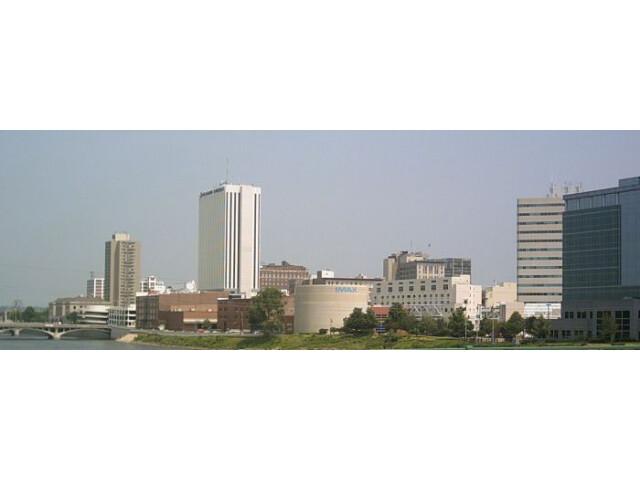 Cedar Rapids skyline image