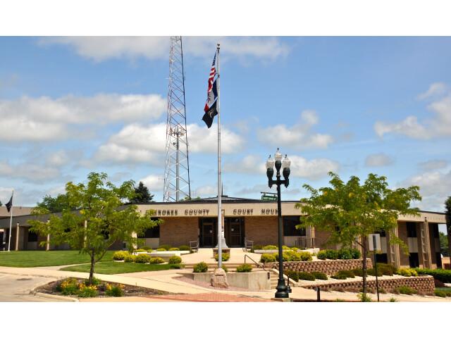 Cherokee County Courthouse 'Iowa' image