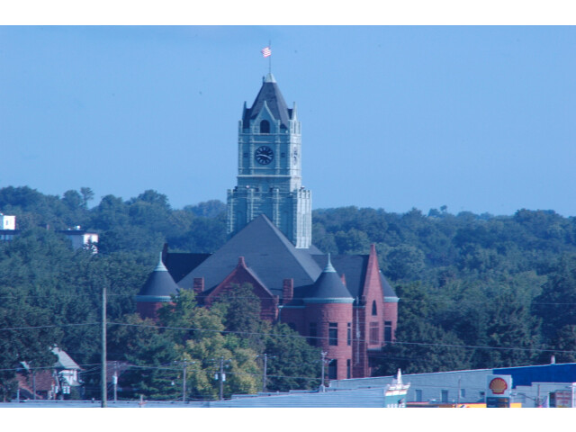 The Clinton County Courthouse image