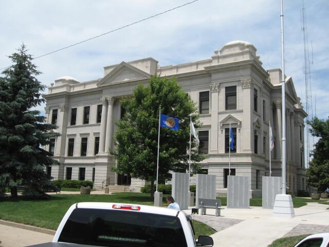 Crawford courthouse denison iowa image