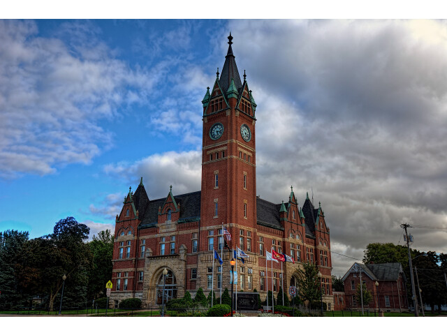 Delaware County Courthouse image